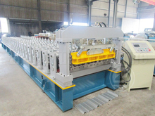 Colombia Metal Rolling Forming Machine/Metal roof roll forming machine