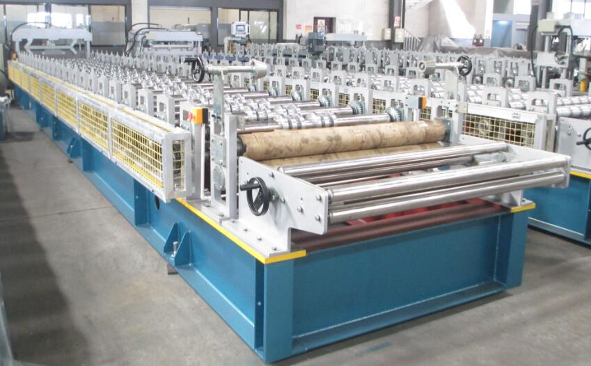 profile roll forming machine 2