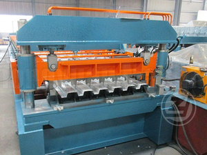 Metal Floor Forming Machine