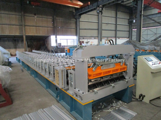 Customer Customized European Standard RN-100/35 Roll Forming Machine with CE Certificate ISO Quality System