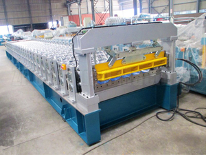 1450 Coil Width Cladding Roll Forming Machine