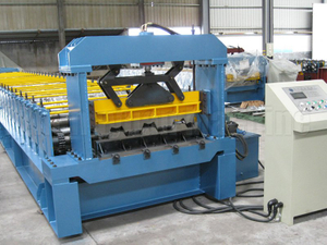 Decking Roll Forming Machine