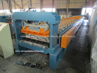High Speed Losacero Roll Forming Machine with SGS Inspection & ISO Quality System