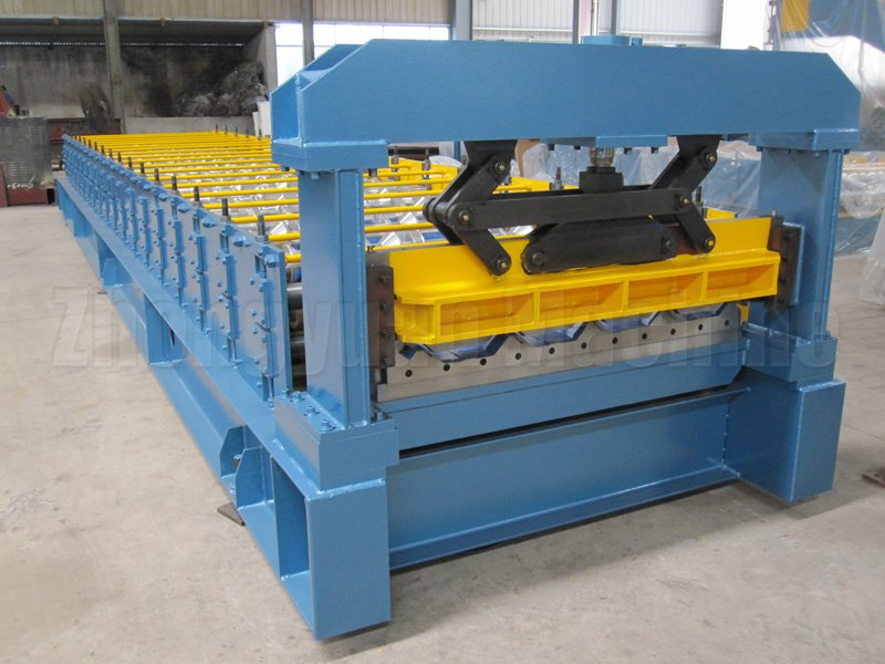 Basic Knowledge of Cold Roll Forming Machinery