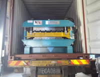 Double layer roll forming machine to Tincan Port-Dated December 08,2017