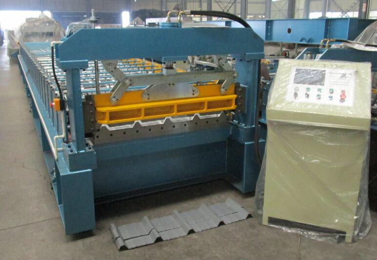 Egypt roof roll forming machine