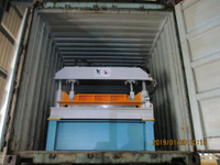 Delivery of R101 roll forming machine on January 09,2019